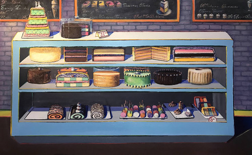 view Cake Counter