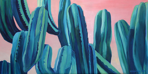 view Sunset Cactus