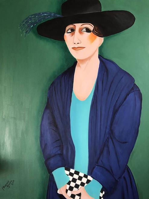 view Olga Picasso