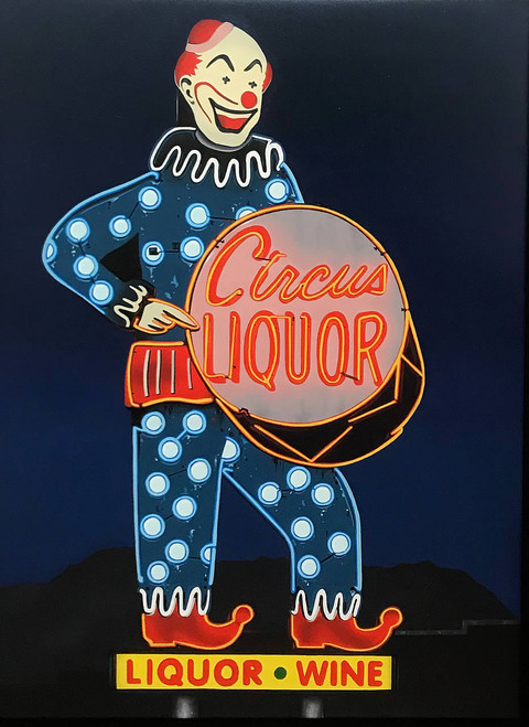 view Circus Liquors