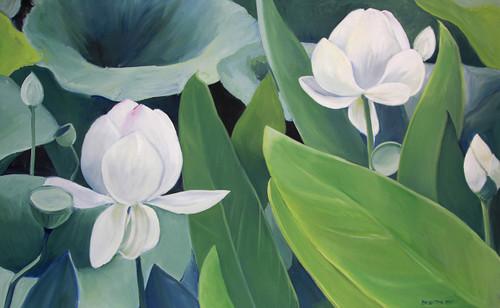 view Lotus Garden