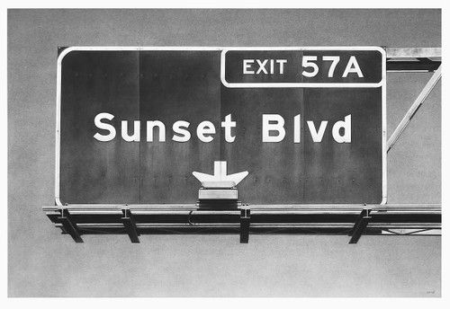 view Sunset Blvd (Exit 57A)