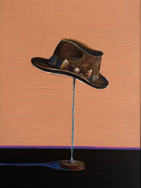view Brown Fedora