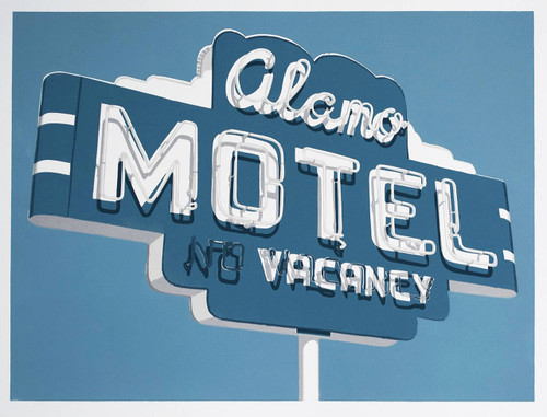 view The Alamo Motel (Los Alamos)
