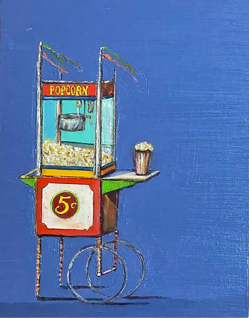 view Popcorn Machine