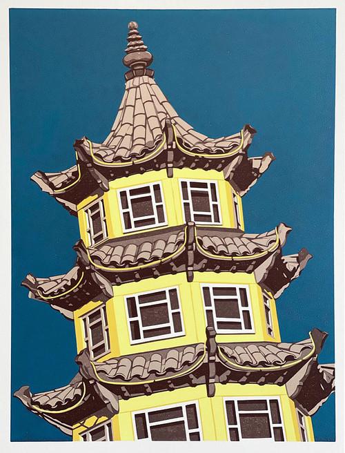 view Hop Louie (Pagoda)
