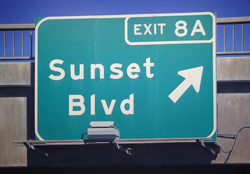 view Sunset Blvd