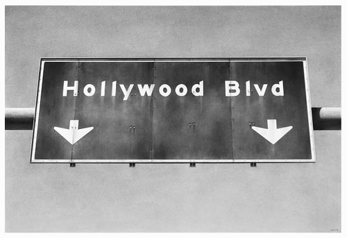 view Hollywood Blvd