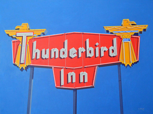 view Thunderbird Inn