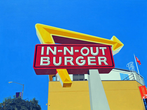 view In-N-Out Burger