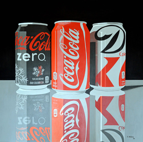 view The Three Cokes