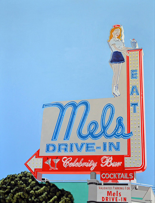 view Mel's Drive In