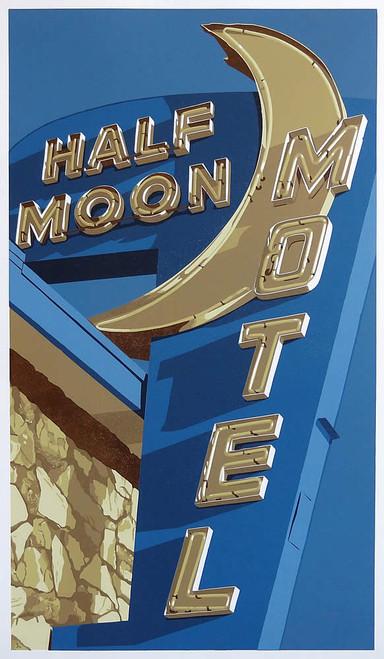view Half Moon Hotel