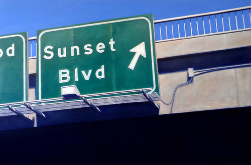 view Sunset Boulevard