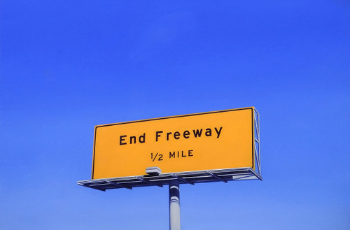 view End Freeway