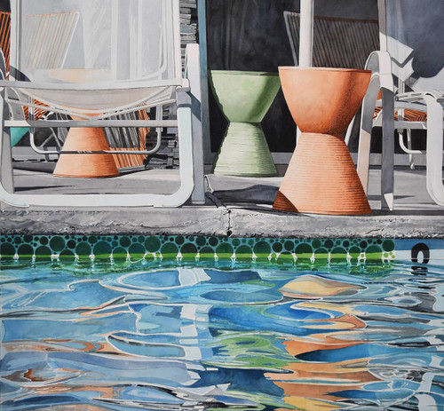 view Poolside III