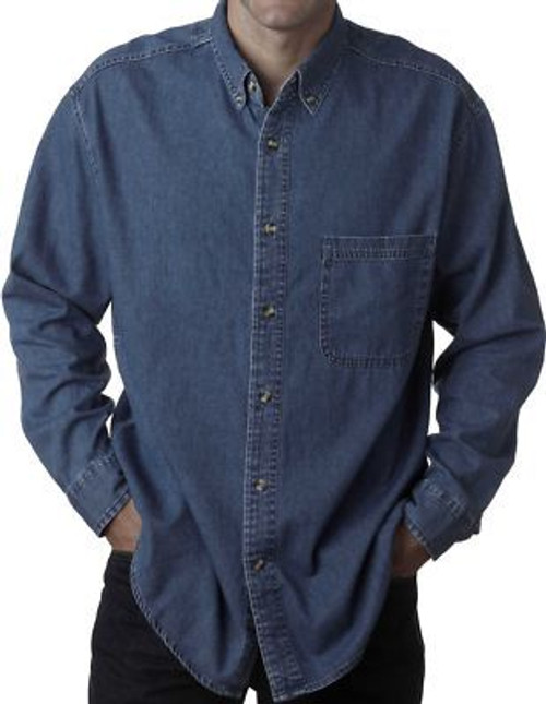 big and tall near me Dark Blue Denim 3X