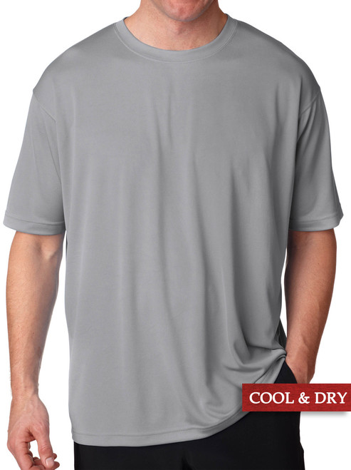 big and tall workout clothes gray 6X