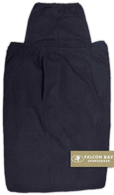 Falcon Bay NAVY Jersey Pants Lightweight 2XL - 10XL #1171
