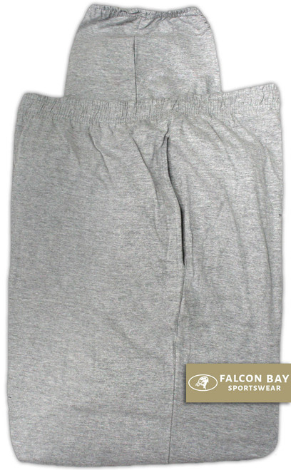 Falcon Bay GRAY Jersey Pants Lightweight 2XL - 10XL  #1172