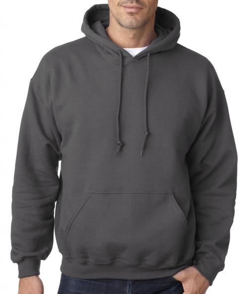 Gildan Pullover Hoodie Dark Gray 3XL 4XL 5XL #561