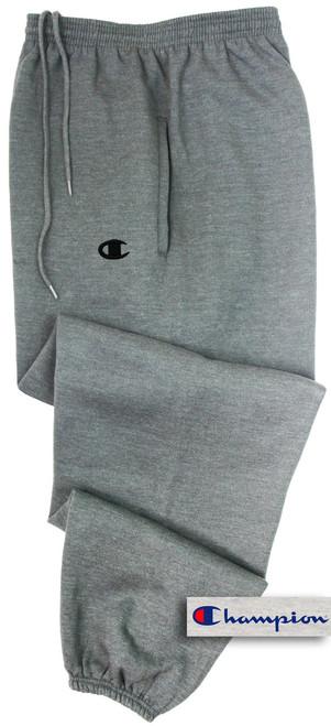 Champion GRAY Sweat Pants 3XL 5XL #512C