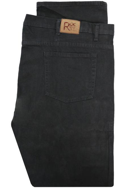 ROCXL Stretch Denim Jeans BLACK