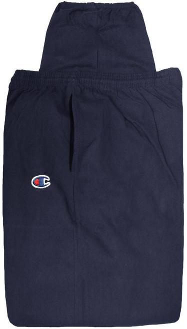 Champion Lightweight Cotton Jersey PANTS Navy 3XL - 6XL #476B