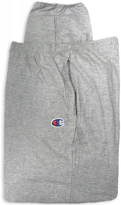 Champion Lightweight Cotton Jersey PANTS Gray 3XL - 6XL #476D