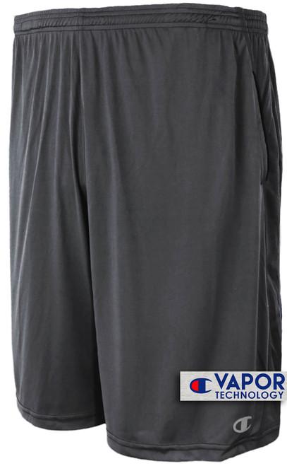 Champion Vapor Tech Athletic Shorts Moisture Wicking Dark Gray 3XL #675C