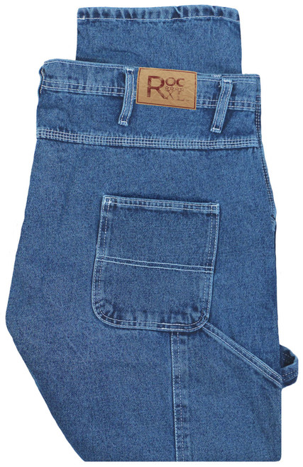 ROCXL big and tall mens carpenter jeans