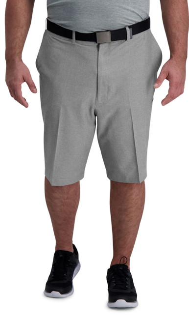 Haggar Active Series Performance Utility Shorts CHARCOAL