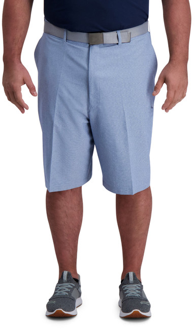 Haggar Active Series Performance Utility Shorts Sizes 44-60 BLUE #884B