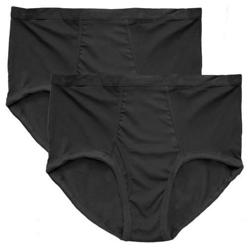 Black Players BRIEFS 2-Pack Underwear