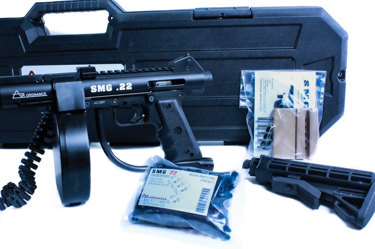 SMG-22 Tactical HPA Package