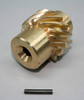 "0745511 - 0.491"" Oldsmobile 350-455 Bronze Distributor Gear"