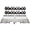 3535036 PEDESTAL-SHAFT ROCKER SYSTEM,  CHEV SB 262-400, BRODIX TRACK 1 Cyl Heads, 1.60 Int/1.50 Exh Ratio