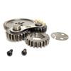 0135026 CHEVY 262-400 1955-95 Gear Drive (Factory Roller Cam) Quiet