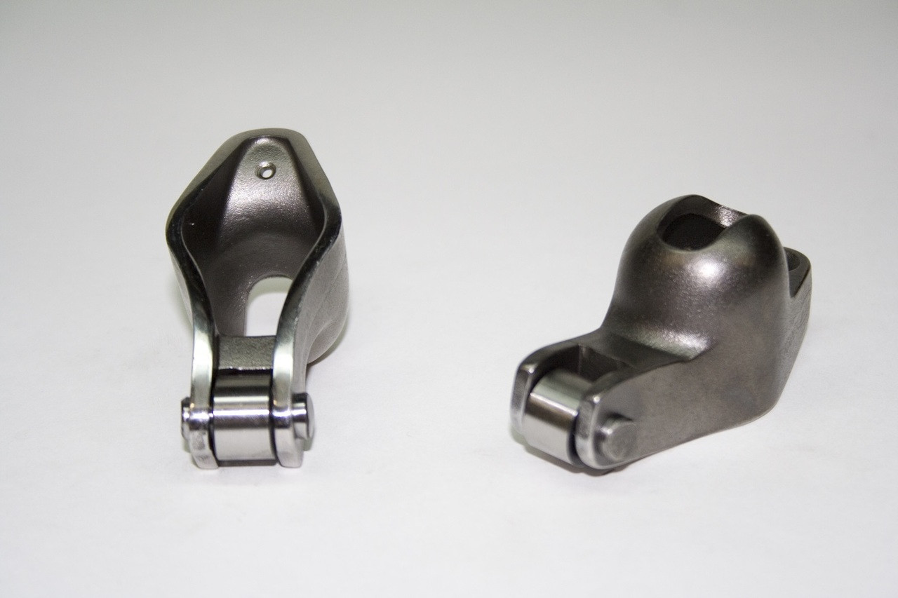 Small Block Ford Steel Roller Tip Rockers