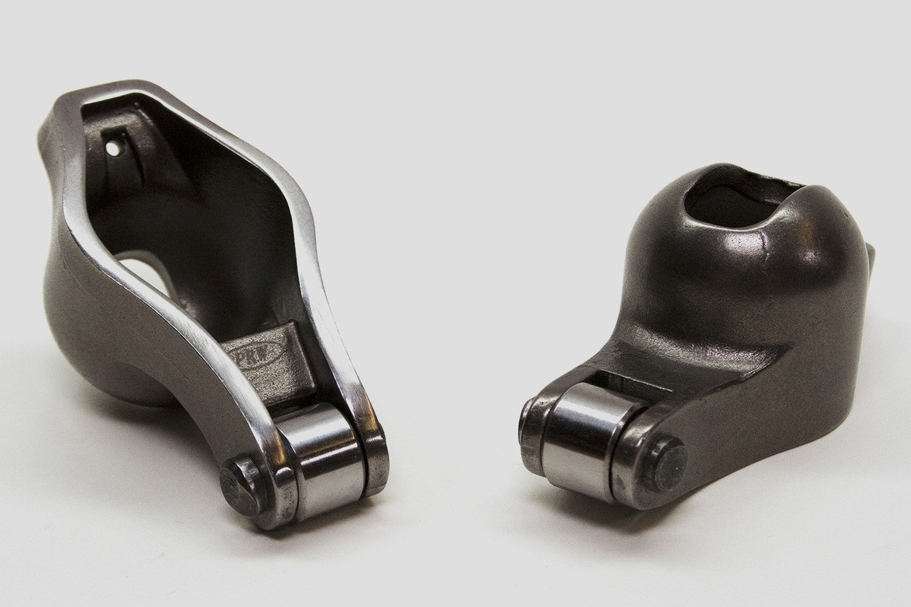 PRW Sportsman Roller Tip Rocker Arms for Small Block Pontiac 265-455 1.52 Ratio for 7//16