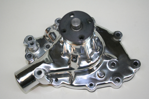 1428910 - Small Block Ford 289-351 Windsor, Polished