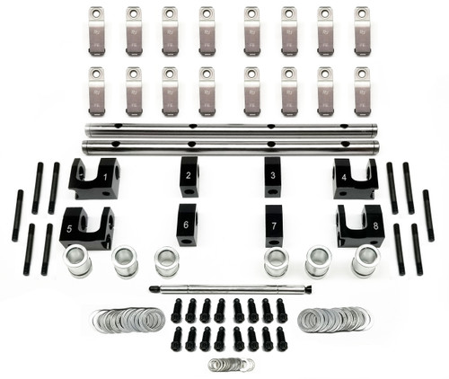 3339032 - Ford FE 352-428, 1.75 Ratio, Double End Pedestals, Complete Kit