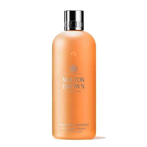 Shampoo rafforzante con estratto di zenzero