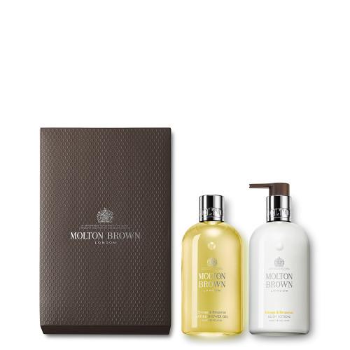 Orange & Bergamot Shower Gel & Lotion Gift Set