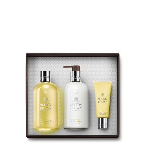 Orange & Bergamot Pamper Gift Set