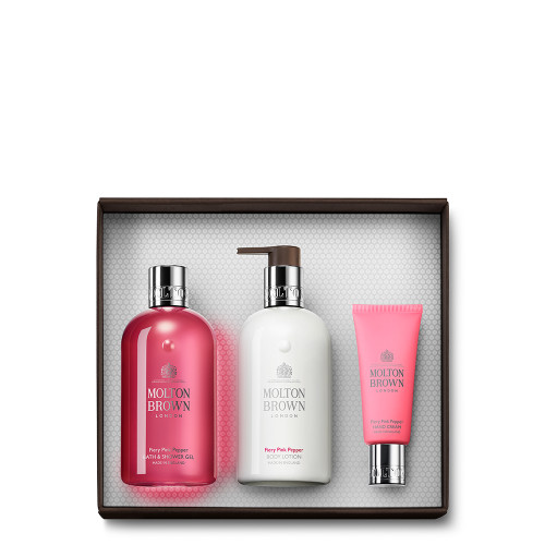 Fiery Pink Pepper Pamper Gift Set