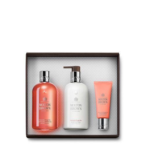 Heavenly Gingerlily Pamper Gift Set