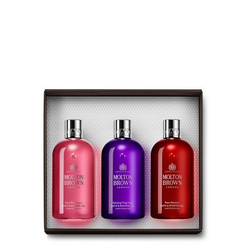 Women's Bath & Shower Gel Trio Gift Set