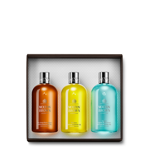 Men's Bath & Shower Gel Trio Gift Set