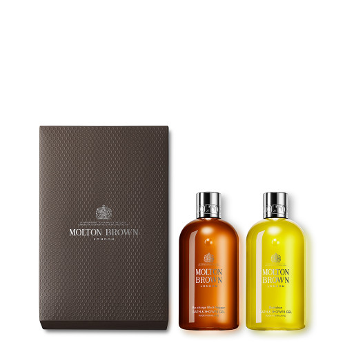 Re-charge Black Pepper & Bushukan Shower Gel Gift Set